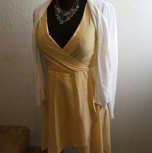Moon Collection Dresses & Skirts - Yellow light weight dress