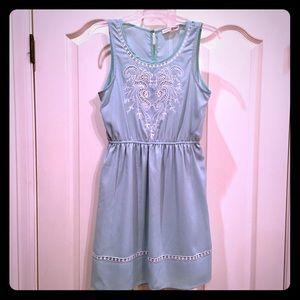 Altar'd State Dresses & Skirts - ALTAR'D STATE Mint Green sleeveless Dress EUC sz M