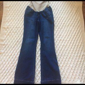 Indigo Blue Pants - Indigo Blue Maternity Jeans
