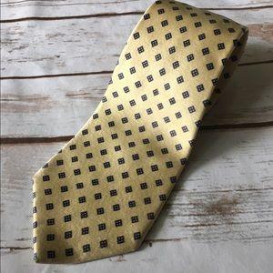 Oscar de la Renta Other - 🔴All Ties 3/$20🔴Oscar de la Renta-Gold Toned Tie