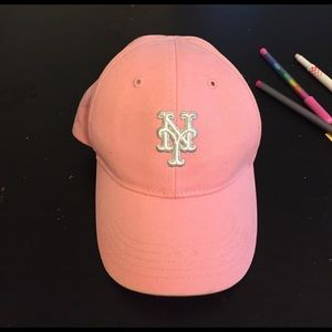 47 Other - Authentic New York Mets Girls Pink Baseball Cap