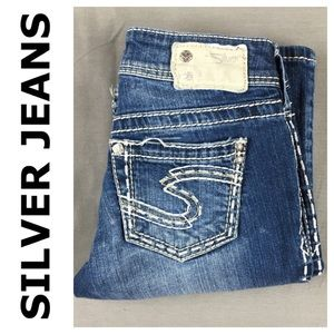 Silver Jeans Denim - 💙Silver Jeans Suki Denim Jean in size 26