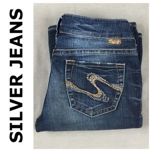 Silver Jeans Denim - 💙Silver Jeans Suki Denim Jean in size 29