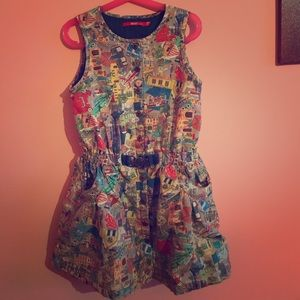 Oilily Other - Oilily Jumper Dress