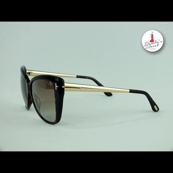 f8ada4a46577 New Authentic Tom Ford Reveka sunglasses