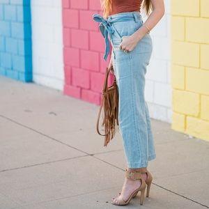 BDG Denim - BDG Tullia Tie-Waist Jeans