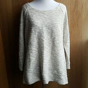 Lou & Grey Sweaters - Lou & Grey shimmer sweater