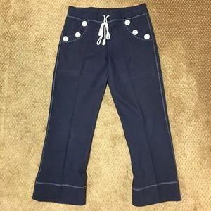 CAbi Navy Blue Pants - Size Medium