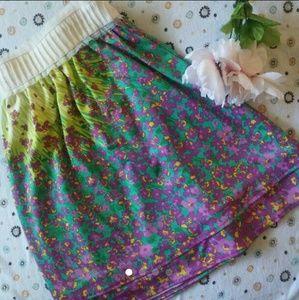 ECI Dresses & Skirts - Sale 🌺🌺Women's ECI N.Y. Bold Flower Skirt XL