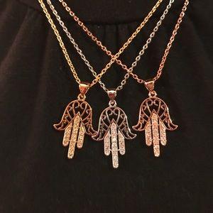 Nexx Other - Hamsa Hand (Custom Jewelry)