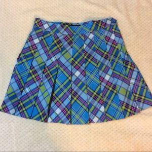 NWT American Apparel plaid tennis skirt.