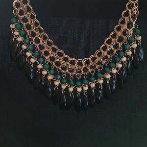 Jewelry - Costume Jewelry Beaded Necklace