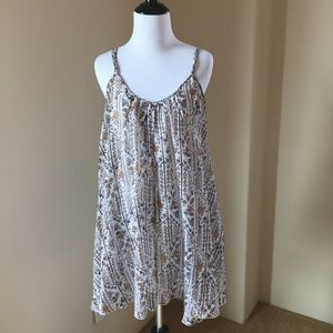 RVCA Dresses & Skirts - RVCA Revolve Clothing Garden Print Dress