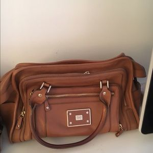 Anya Hindmarch Handbags - Anya Hindmarch leather bag. Excellent condition.