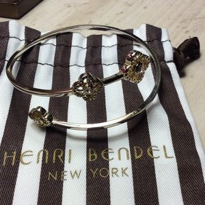 henri bendel Jewelry - Henri Bendel petal arm cuff