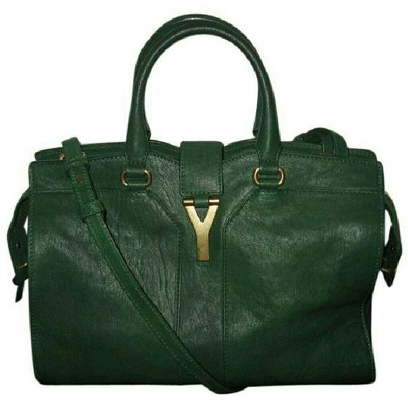 Yves Saint Laurent Bags   Small Cabas Chyc Ylinge Bag   Poshmark 80dd307070