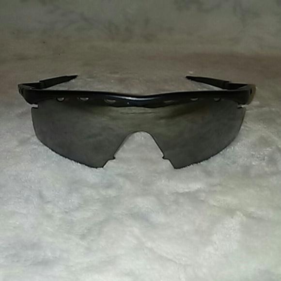33857acc3e ... reduced vintage oakley shield razor blade sunglasses cb6b9 b589e ...
