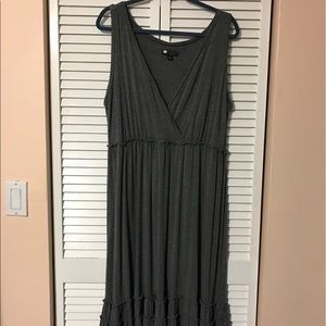 Carole Little Dresses & Skirts - HEATHER GRAY SUNDRESS