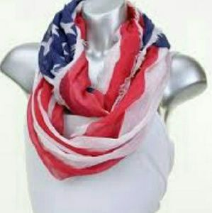 Collection XIIX Accessories - 🆕Star Spangled Scarf