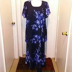 positive attitude   Dresses & Skirts - Floral Womens dress super comfi 🌸🌸🌸🌸🌸🌸🌸🌸🌸