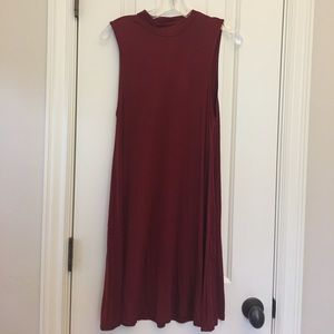 Tilly's Dresses & Skirts - Beautiful burgundy skater dress