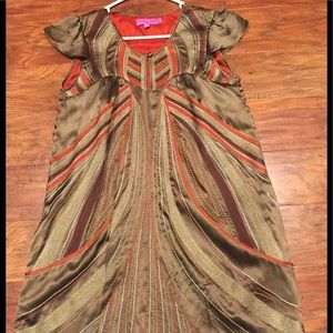 Calypso St. Barth Dresses & Skirts - Calypso silk dress