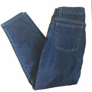 Levi's Denim - Vintage Levi's 550 High-Waisted Jeans