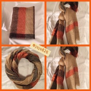 """Accessories - 🎉FINAL PRICE🎉 """"New Blanket Scarf"""" 🚫NO OFFERS🚫"""