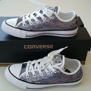 NWT Converse - Take Me Dancing Sneakers