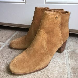 Tory Burch Shoes - Tory Burch SABE 65MM BOOTIE size 10.