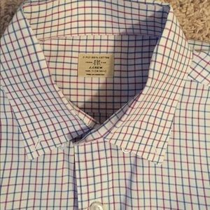 J. Crew Other - J. Crew shirt in blue/purple check