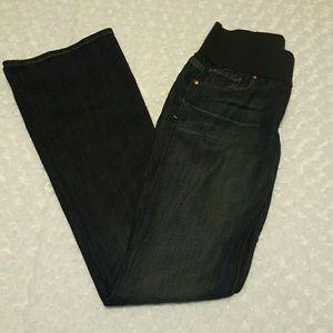 GAP Denim - Gap Maternity 1969 Dark Wash Bootcut Jeans