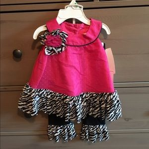 Rare Editions Other - NWT Rare Edition Top & Leggings