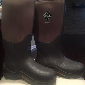Other - Mucks waterproof boots.