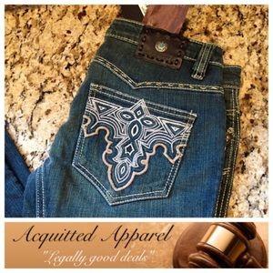 "Antik Batik Denim - [Antik] Denim Jeans {NWT} Bootcut 29"" inseam"