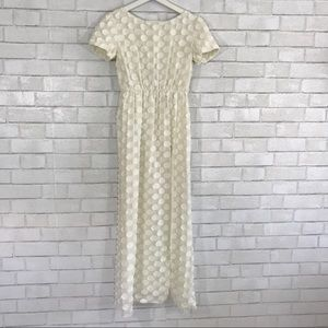 Boutique  Dresses & Skirts - Special event dress off white dress