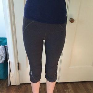 Athleta Pants - Cute Athleta Yoga Capris