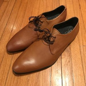 Bacco Bucci Other - New Bacco Bucci leather, lace-up shoes size 9.5.