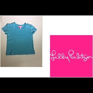 Lilly Pulitzer size 2 short sleeve
