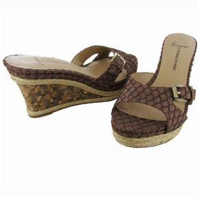 Donald J. Pliner Shoes - Lisa for Donald J. Pliner Wonnda Wedge Sandal