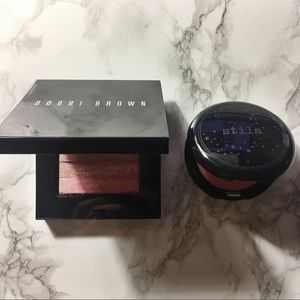Bobbi Brown Other - Bobbi Brown Shimmer Brick Compact in Rose