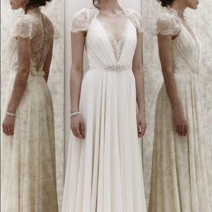 Jenny Packham Dresses & Skirts - Jenny Packham Dentelle Aspen Wedding Gown