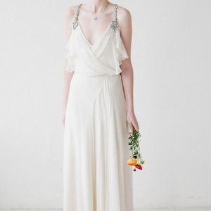 Jenny Packham Dresses & Skirts - Jenny Packham Laurel Wedding Gown