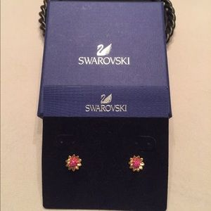 Swarovski Jewelry - ⚡️FINAL MARKDOWN⚡️NEW WITH BOX-Swarovski earrings.