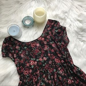 Band of Gypsies Dresses & Skirts - Band of Gypsies Floral Dress