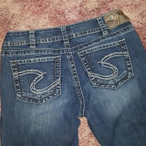 Silver Jeans Denim - SUKI  ~ SILVER JEANS NEW Without Tags AMAZING!