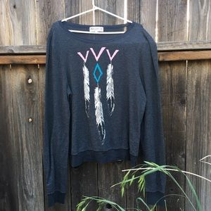 Wildfox Sweaters - Wildfox boho sweater