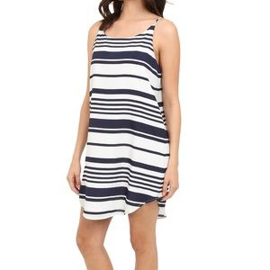 Riley striped dress