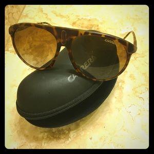 Carrera Accessories - Authentic unisex Carrera sunglasses with case