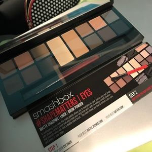Smashbox #shapematters eye palette